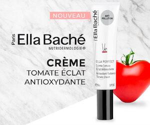 Crème Tomate Éclat Antioxydante d'Ella Perfect
