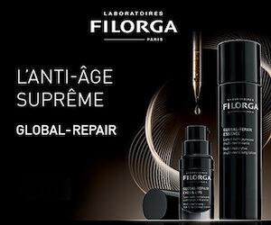routine global repair Filorga