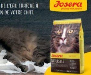nourriture pour chat josera