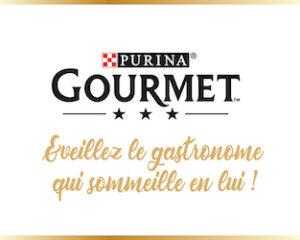 logo purina gourmet