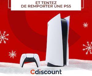 jeu Cdiscount PS5