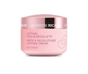 crème lifting cou décolleté Dr Pierre Ricaud