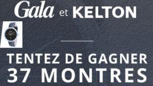jeu concours Kelton