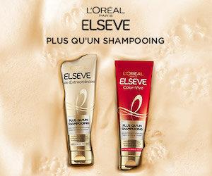 Plus qu'un Shampooing d'Elseve L'Oréal Paris