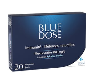 ampoules bluedose