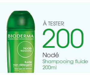 shampoing bioderma node