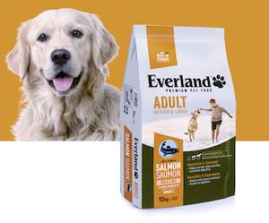 croquettes pour chien Everland