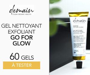 go for glow Demain Beauty