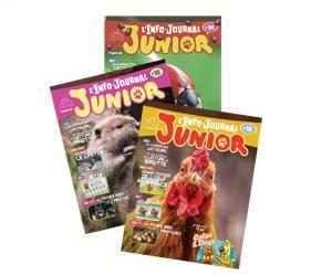 magazine info-journal junior