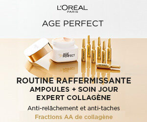 routine raffermissante l'oral âge perfect