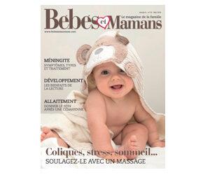 magazine bébés et mamans