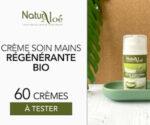 crème pour les mains naturaloé