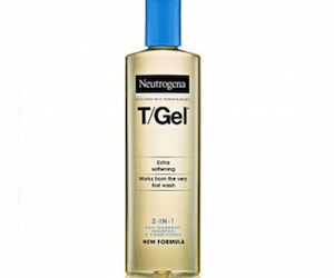 shampoing anti pelliculaire neutrogena