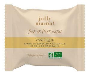 snack vanifique jolly mama