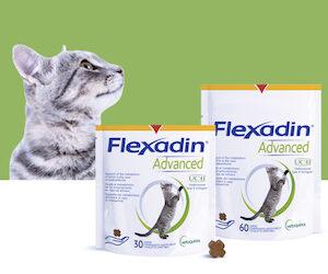 flexadin advanced pour chat