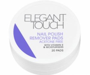 Pads de dissolvant - Elegant Touch
