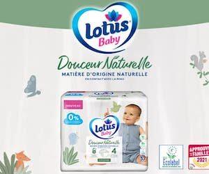 Lotus Baby Douceur Naturelle