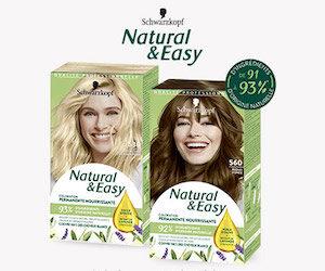 schwarzkopf natural easy