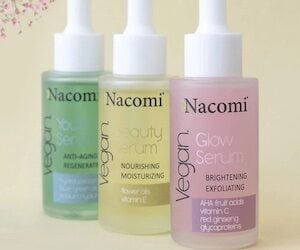 sérums anti-acné Nacomi