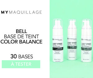 base de teint Color Balance Bell