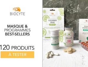 produits cosmétique et santé BIOCYTE
