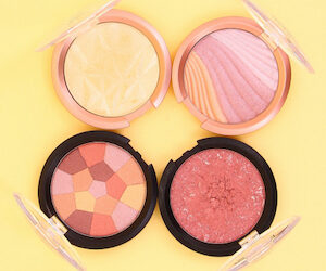 blush et highlighter BYS