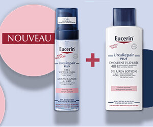 Duo parfume EreaRepair Eucerin