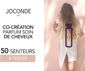parfum-soin cheveux Joconde Paris