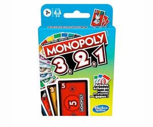Monopoly 1, 2, 3