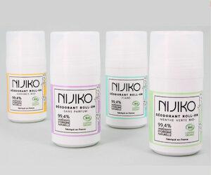 déodorant nijiko