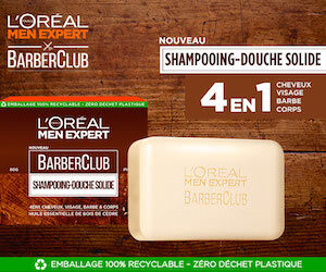 shampooing douche l'Oréal Men expert