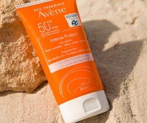 crème solaire Avène, Intense Protect 50+ TriAsorB™