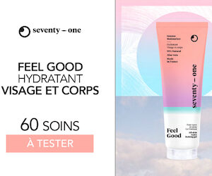 soin hydratant feel good seventy one