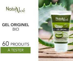Naturaloé gel originel bio