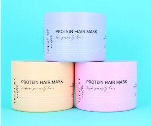 masques cheveux aux protéines Nacomi