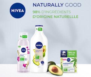 Naturally Good de Nivea
