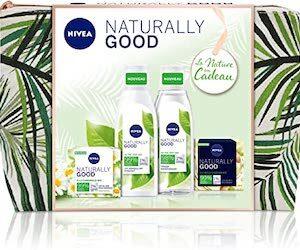 nivea gamme naturally good