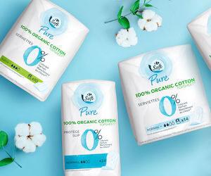 serviettes hygiéniques carrefour soft pure