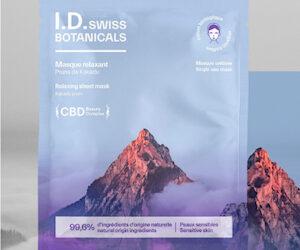 masque relaxant prune de kakadu I.D Swiss Botanicals