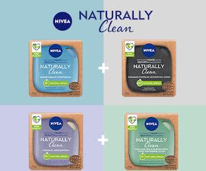 naturally clean nivea
