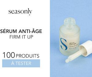 serum anti-âge Seasonly