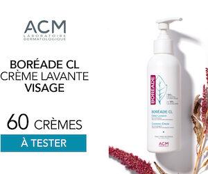 crème lavante boréade CL