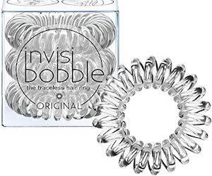attache-cheveux transparents Invisibobble