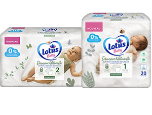 couches lotus bébé nouveau-nés