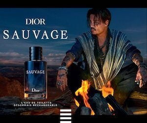 parfum sauvage dior