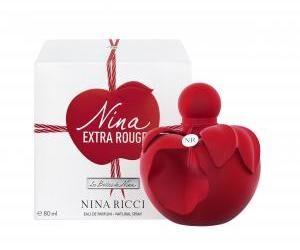 parfum extra rouge nina ricciti