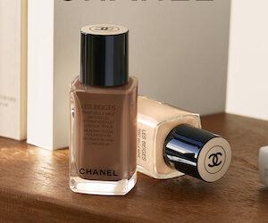 fond de teint les beiges Chanel