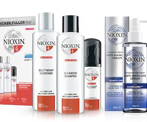 gamme Nioxin de Wella