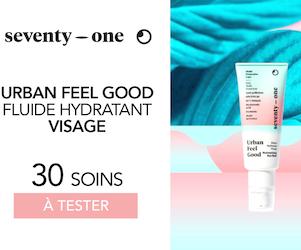 fluide visage urban feel good de seventy one percent