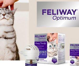 diffuseur de bien-être pour chats Feliway Optimium
